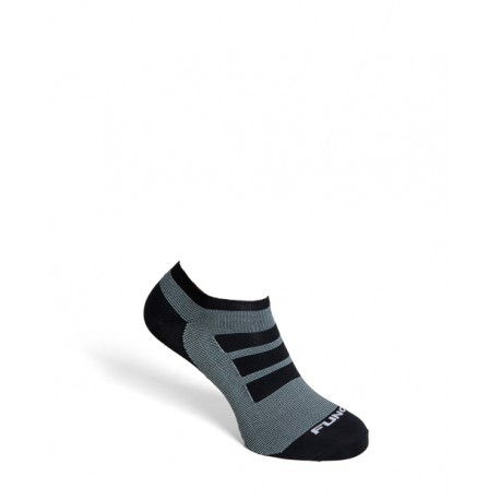 No Show Seamless Socks Nilit Breeze Svart Herr