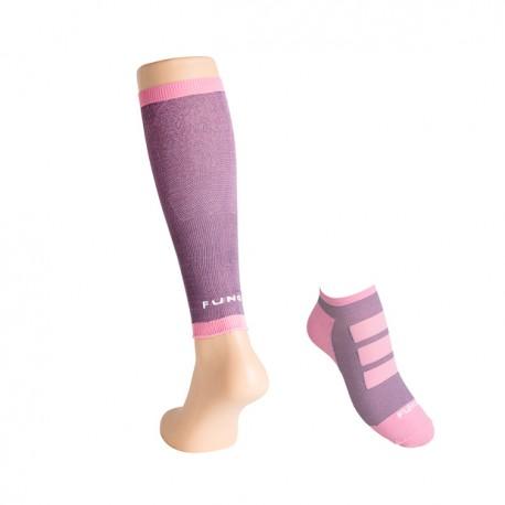 RUN FOR YOUR LIFE WOMEN Sleeves & Socks