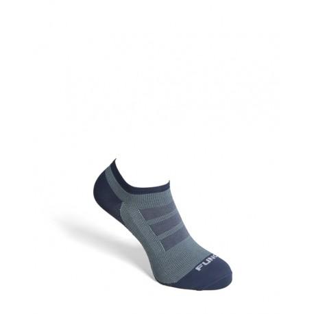 No Show Socks Återvunnen polyamid Marinblå Herr